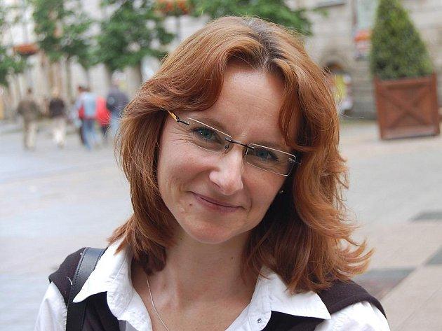 Jana Suchá (Věci veřejné), poslankyně