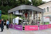 Karlovy Vary žijí přípravami Mezinárodního filmového festivalu, který začíná v pátek 29. června.