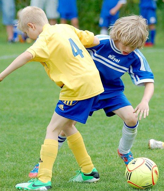 Ostrovský den plný fotbalu