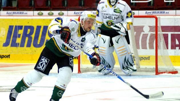 HC Energie Karlovy Vary – Bílí Tygři Liberec 1:3