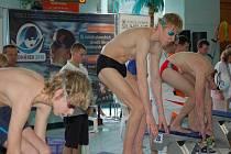 Pohárek 2010 přilákal do sokolovského bazénu 140 závodníků, mezi nimi i tým ze Sovenska.