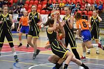 Sportovní liga škol: Praha a Písek mistry