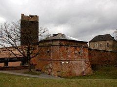 Chebský hrad.