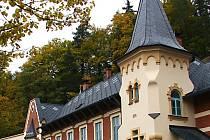 Dům Stallburg v Kyselce