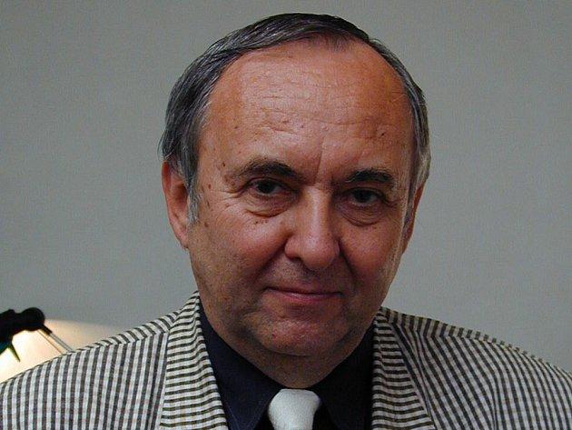 Ivan Šendera, předseda kulturní komise karlovarského magistrátu
