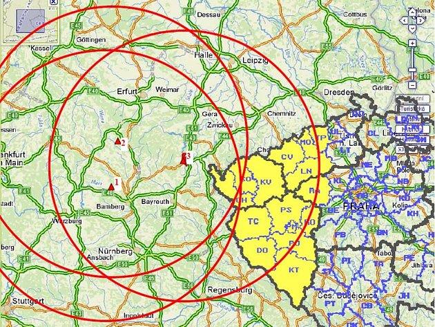 V karanténě kvůli onemocnění katarální horečkou jsou od včerejška už čtyři české kraje.
