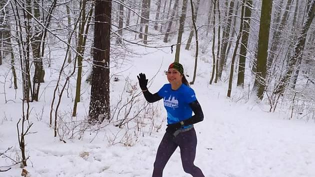 Zimní běžecký pohár Kadaň.