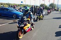 Jubilejní 10. ročník ukončení motorkářské sezony s Lion Bikers.