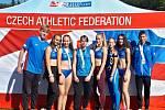 Triatlet prorazil na mistrovství republiky žactva v Kolíně hned třikrát na medailové posty.