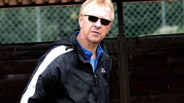 Petr Peterka, trenér FK Olympie Březová