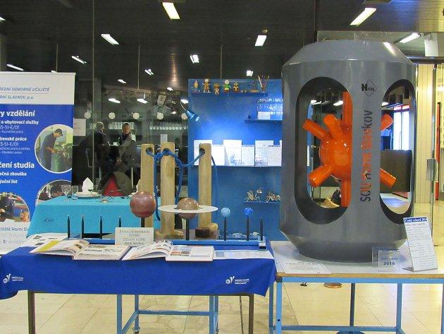 Výstava středních a vysokých škol je již po dvacáté třetí v Thermalu.