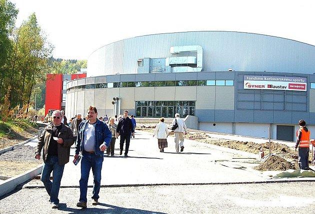 KV Arena v Karlových Varech