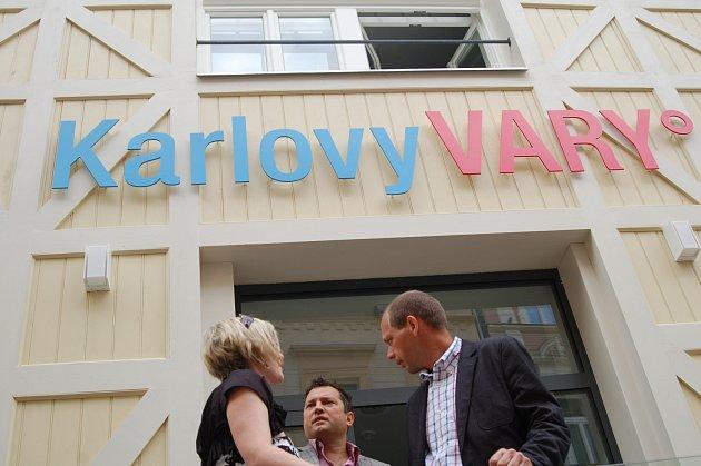 Karlovy Vary se dočkaly nového infocentra.