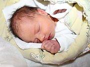 Marianna Kalinová z Plzně se narodila 8. 7. 2014 v porodnici v Klatovech