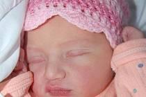 Antonie Pojerová z Ostrova se narodila 30. 11. 2011