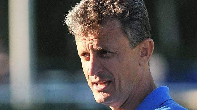Stanislav Purkart, trenér Baníku Sokolov