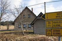 Známá horská salaš v Krušných horách je už řadu měsíců na prodej. Nikdo ji zatím ale nechce.