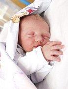 Lukášek Přibyl se narodil 12. 7. 2011