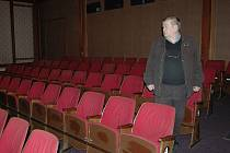 Přestavba kina. Podle starosty Josefa Janáta (na snímku) bude letos Kyselka pokračovat v opravě kina.