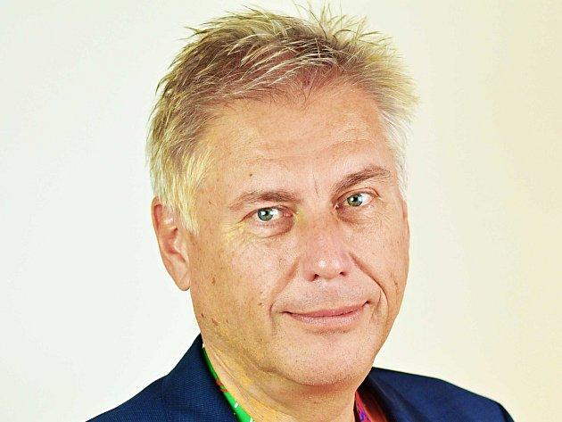 Ředitel sokolovské nemocnice ing. Jaroslav Kratochvíl