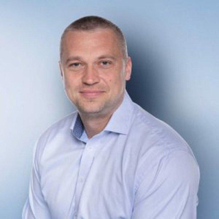 Volba pro kraj (VOK) s podporou Karlovaráků - Josef Marz