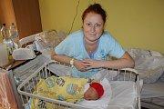 Prvorozená Nikolka Pessrová se narodila 15. května ve 12.45 šťastným rodičům Kateřině Novotné a Jiřímu Pessrovi z Teplýšovic. Při narození holčička měla 3 760 gramů a 52 centimetrů.
