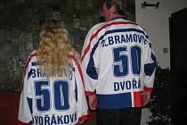 Manželé Dvořákovi olympiádu v Soči vynechávají, ale na květnové mistrovství světa v ledním hokeji v běloruském Minsku se chystají.