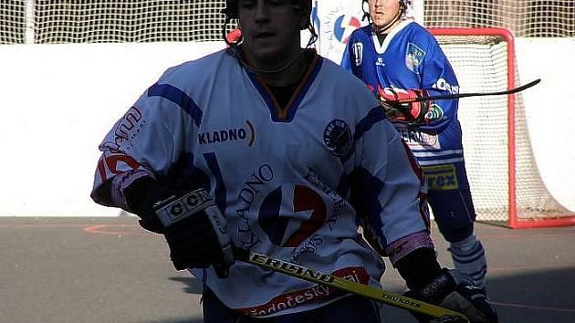 Libor Topolánek ve čtvrtfinále play off pomohl Kladnu zdolat Vlašim a teď se pokusí v nové sezoně o opak.