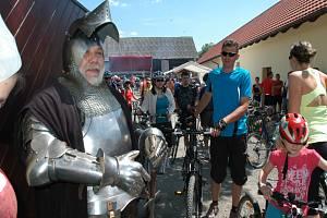 Blanický cyklorytíř.
