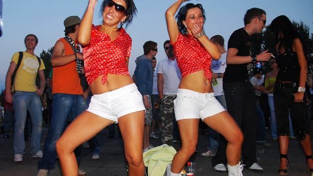Let it Roll v Benešově byl především tanec.