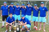 Hráči Manchesteru City 08 se čtyřikrát objevili na Sagy Cupu a třikrát se dostali  do finále, když poslední dva ročníky vyhráli.
