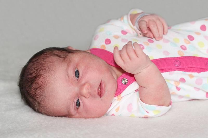 Františka Svobodová se narodila 14. července 2021 v Příbrami. Vážila 3930g. Doma ve Strašicích ji přivítali maminka Štěpánka a tatínek Tomáš.