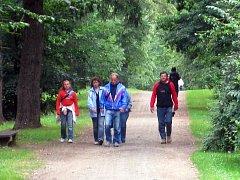 Vlašimský park je jeden z nejkrásnějších parků regionu. Je škoda si ho vlastní nekázní ničit