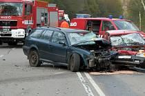 První letošní obětí dopravní nehody se ve čtvrtek 8. ledna stal dvaačtyřicetiletý spolujezdec ze Škody Fabia. Srážka se odehrála na silnici I/3 Praha – Tábor v úrovni Votic. Předchozí smrtelná nehoda se stala na stejném úseku 1. listopadu.