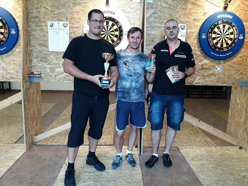 Z 27. ročníku turnaje v šipkách Mezihoří Open.