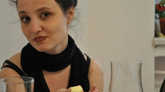 Mezi účastníky mezinárodního festivalu Den poezie patřila i Ester Fischerová