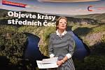 Nové projekty v oblasti propagace turistiky představila v úterý ředitelka Středočeské centrály cestovního ruchu Nora Dolanská.