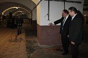 Velvyslanec navštívil také Pivovar Ferdinand v Benešově.