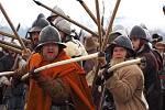 Z ukázky bitvy u Jankova, která je označována jako jedna z nejkrvavějších bitev třicetileté války.