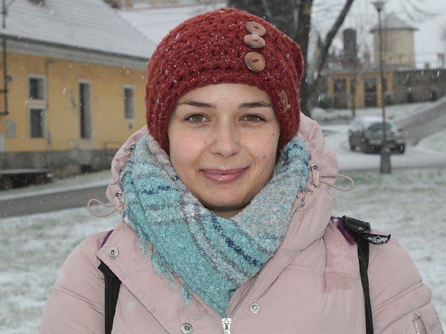 Veronika Kahounová.