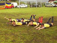 S nepřízní počasí se hráči Bukovany 20 vyrovnaly po svém