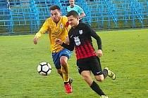 ČFL: Benešov - Dobrovice 2:0.