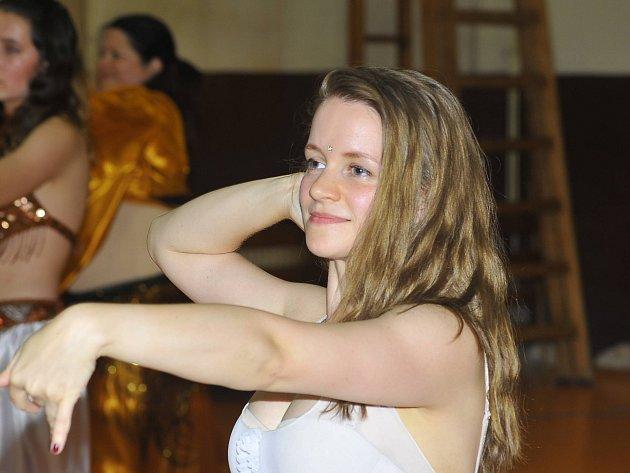 V sázavské sokolovně se tančilo.