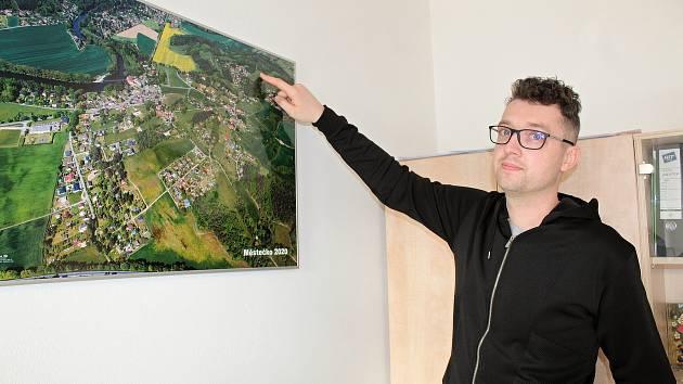 Starosta obce Nespeky Michal Tyrner.