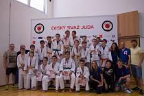 Starší žáci Benešova vyhráli mistrovství republiky v judu.