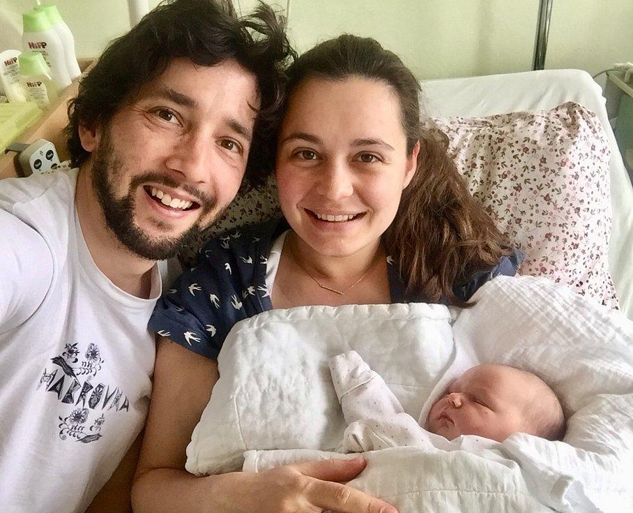 V pátek 9. dubna 2021 v 10:19 se v Rakovnické porodnici narodila Emma Nora Štěpánová. Po porodu vážila 3520 g a měřila 49 cm. S rodiči Jakubem Štěpánem a Zuzanou Jurečkovou bude bydlet v Praze.