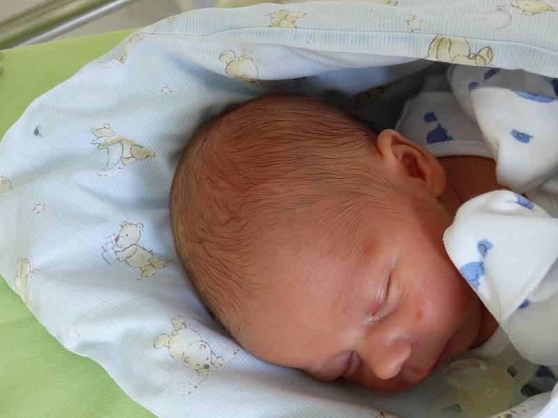 Sebastian Soukup se narodil 16. července 2021 v kolínské porodnici, vážil 3285 g a měřil 48 cm. V Sadské se z něj těší sestřička Sára (3.5) a rodiče Hana a Radek.