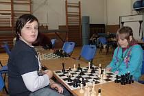V benešovském domě dětí a mládeže se hrál šachový turnaj švýcarským systémem.