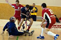 V zápase s EMCO Cholerics se benešovští muži dočkali výhry 9:4.