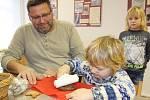 Vánoční ladění se ve Spolkovém domě sourozenců Roškotových konalo v sobotu 9. prosince podruhé.